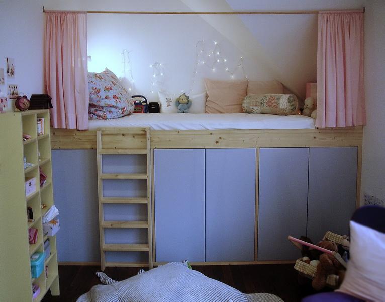 frida live kinderhochbett selbstgebaut. Black Bedroom Furniture Sets. Home Design Ideas