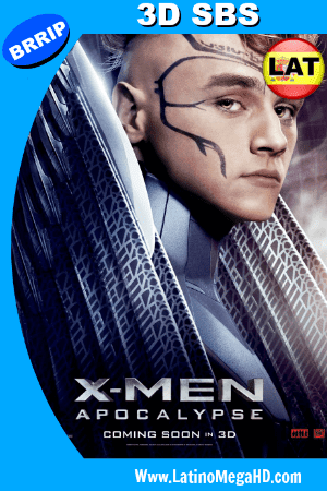 X-Men Apocalipsis (2016) Latino Full 3D SBS 1080P ()
