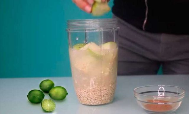 2 manzanas, 1 limón y 1 taza de avena, prepárate para perder peso sin ningún control