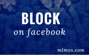 Here is how you can view your blocked list on Facebook