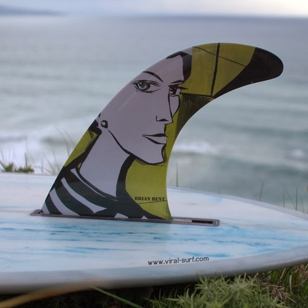 20422b9fa02e No Bad Tides: Surfboard Fins... A dynamic look at what they actually do