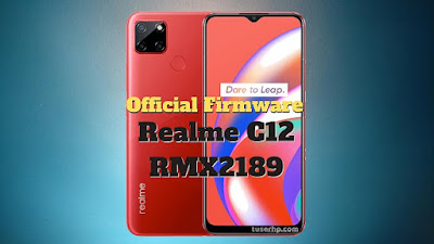 frimware realme c12 rmx2189