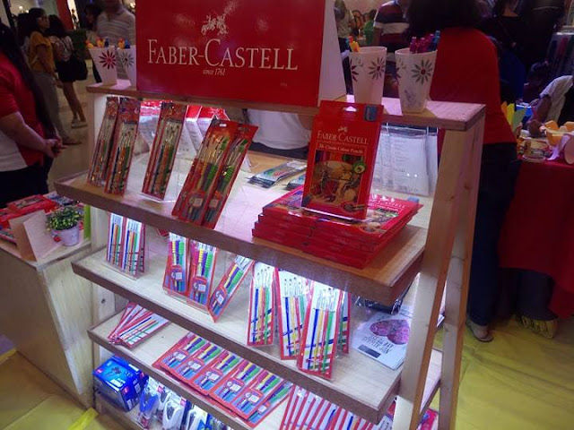 Faber-Castell at Make and Create Arts and Crafts Festival 2017