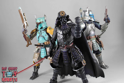 Star Wars Meisho Movie Realization Ronin Boba Fett 35