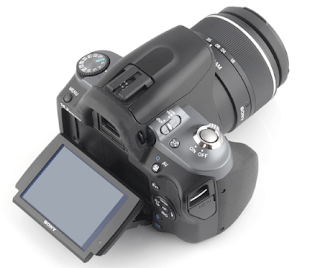 Spesifikasi dan Harga Kamera Dslr Sony A380 Terbaru