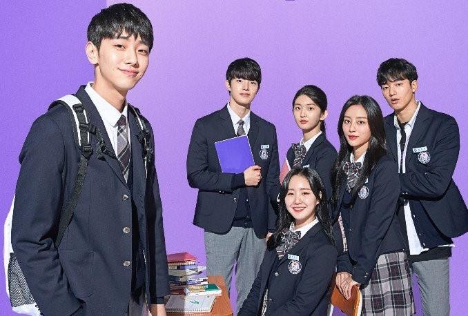 Download Drama Korea The Temperature Of Language Batch Sub Indo