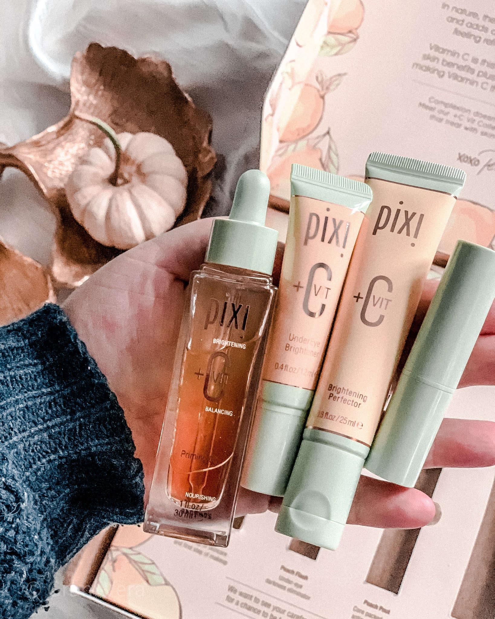 linia-kosmetyków-z witaminą-C-Pixi