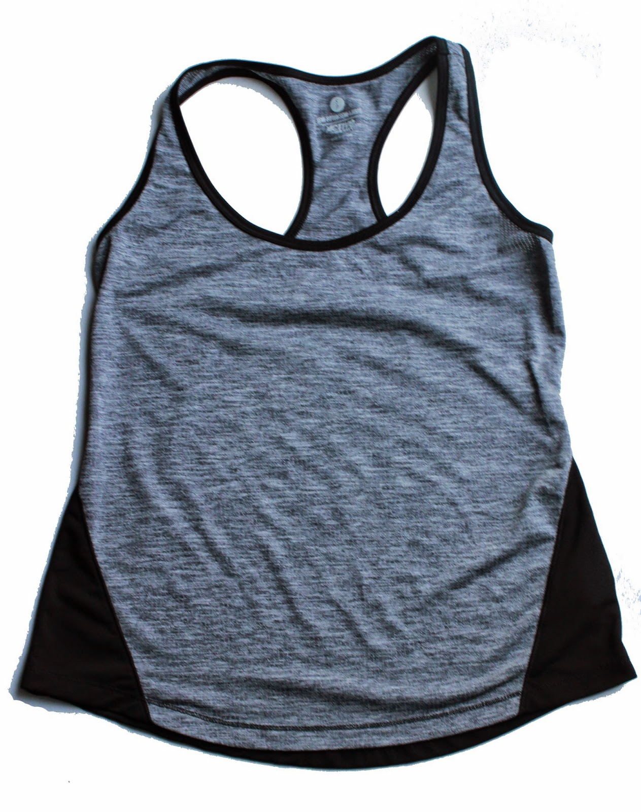 Photo of Black and grey tank top from Old Navy Active