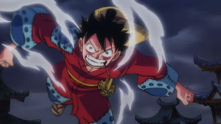 One Piece Episodio 914
