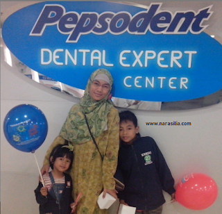 Periksa Gigi Gratis di Pepsodent Dental Expert Center Gandaria City Mall