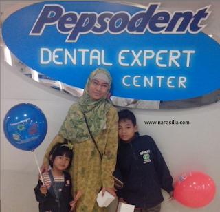 Periksa Gigi Gratis di Pepsodent Dental Expert Center Gandaria City Mall
