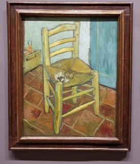 Vang Gogh también tiene lienzos en la National Gallery de Londres.