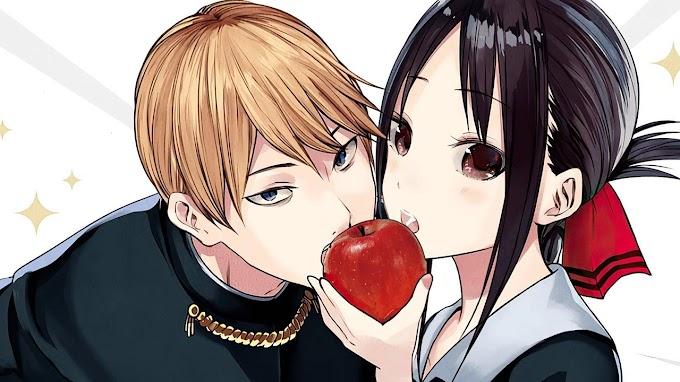 Mangá de 'Kaguya-sama wa Kokurasetai' ultrapassa 16,5 milhões de cópias em circulação