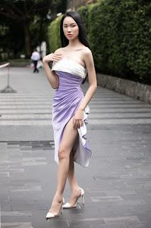 'Bản sao Đặng Thu Thảo' vào bán kết Hoa hậu VN 2020