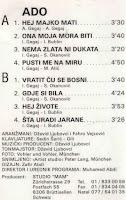 Ado Gegaj - Diskografija (1987-2015) R-1697593-1237647792