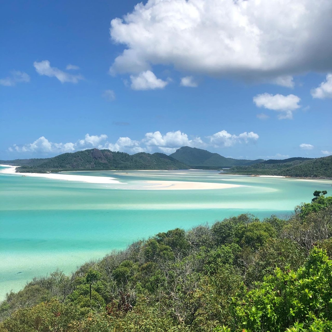 Backpacking Australia: The Whitsundays, Great Barrier Reef