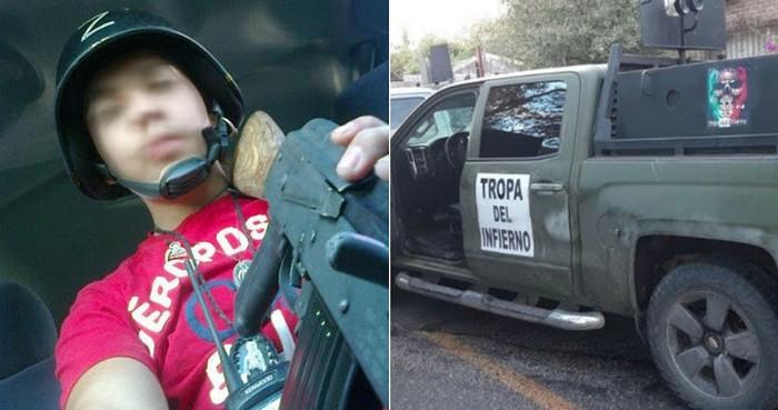 """Sicario de La Tropa del infierno """"Yo me salí de jalar... por cualquier cosa te tableaban"""", no se sumen a Los Zetas"""