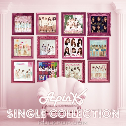 APINK – APINK SINGLE COLLECTION -Japanese Ver.- (ITUNES PLUS AAC M4A)