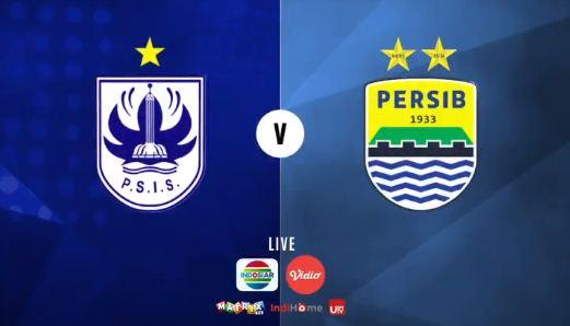 Susunan Pemain PSIS Semarang vs Persib Bandung #PersibDay