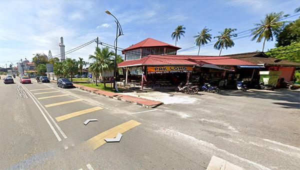 Padang Mat Sirat Food Court