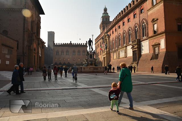 Fontanna Neptuna w Bolonii to znak rozpoznawczy miasta i główny zabytek Bolonii