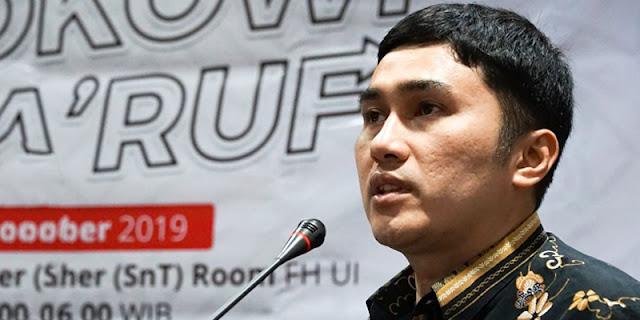 Herzaky M. Putra: Kritik BEM UI Cerdas!