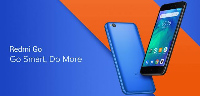 Xiaomi Redmi Go Biru