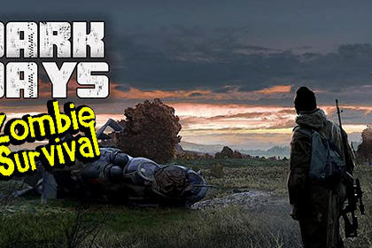 Download Game Android Dark Days: Zombie Survival