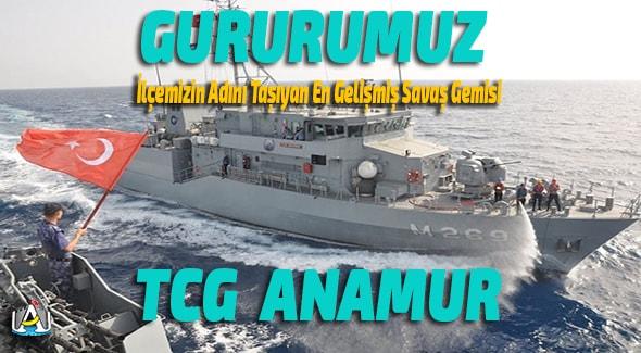 Anamur Haber, Anamur Son Dakika, TCG ANAMUR,