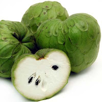 Кремовое яблоко