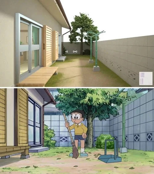 rumah nobita