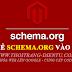 Thêm thẻ schema.org vào website