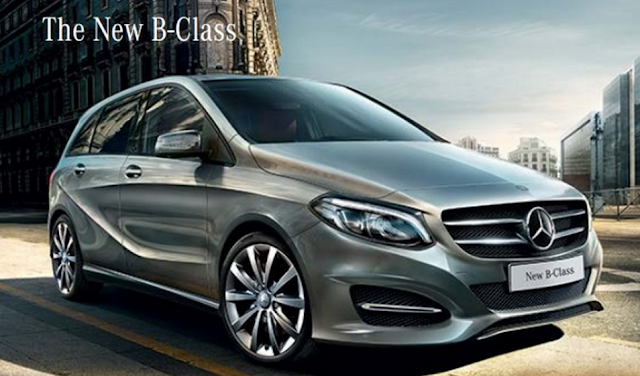 Review Mercedes B Class Redesign