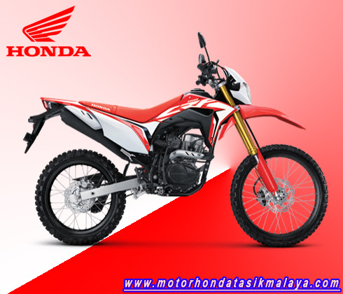 Tempat Kredit Motor Honda CRF 150  Tasikmalaya