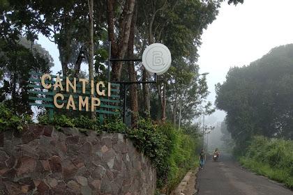 baru dipasarkan, tanah pinggir jalan desa dekat cantigi camp cileunyi