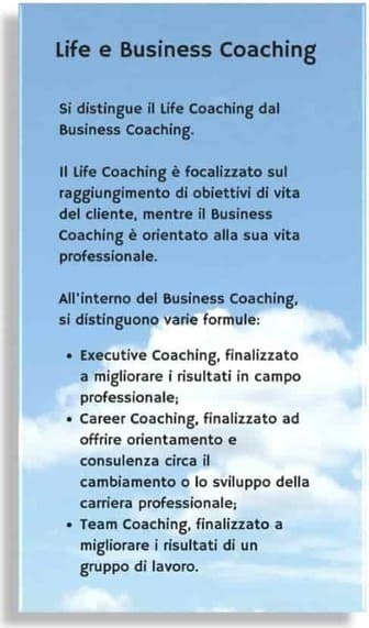 Life e Business Coaching