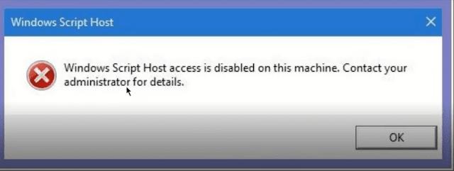 مشكلة windows script host access %D8%AD%D9%84+%D9%85%