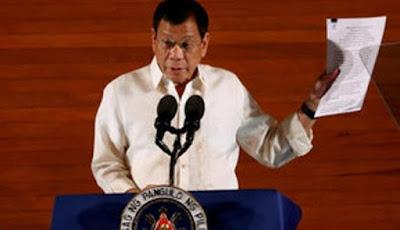 Presiden Flipina, Rodrigo Roa Duterte