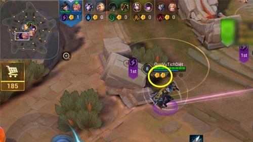 Có tới 5 team không giống nhau với một lúc tham đấu bên trên maps đấu trường thọ tử
