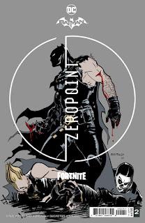 Batman/Fortnite - Cover 2