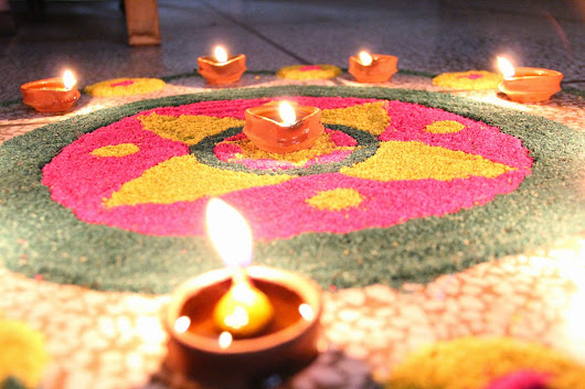 Photography on the Festival of Deepawali!
