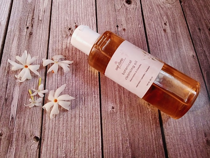 Review: Soapstories India Botanical Cleansing Oil