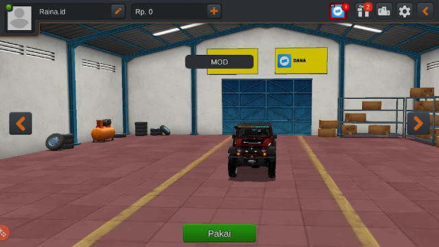 720 Mod Bussid Mobil Jeep Terbaik