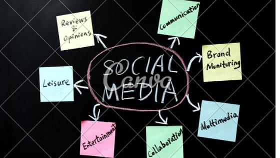 Processing of Social media