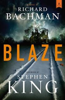 Blaze - Richard Bachman - Horror Books - Stephen King