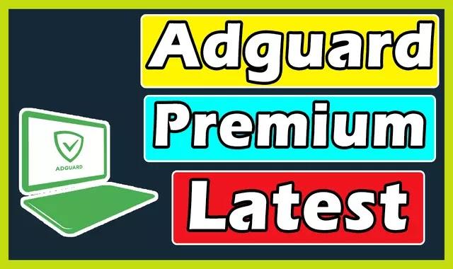 Adguard Premium Crack 7.5.3.3430 + License Key