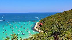 Coral Island, Pattaya, Thailand
