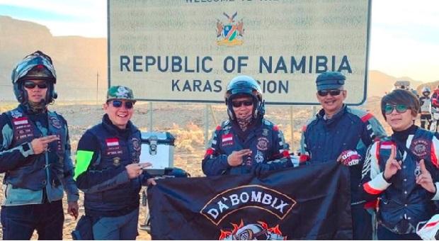 Putra Sulung Ketua MA Meninggal Kecelakaan di Namibia