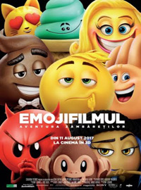 Emoji Filmul – Aventura zâmbăreților Dublat In Romana