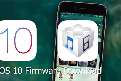 Download iOS 10 Firmware IPSW [iPod Touch]